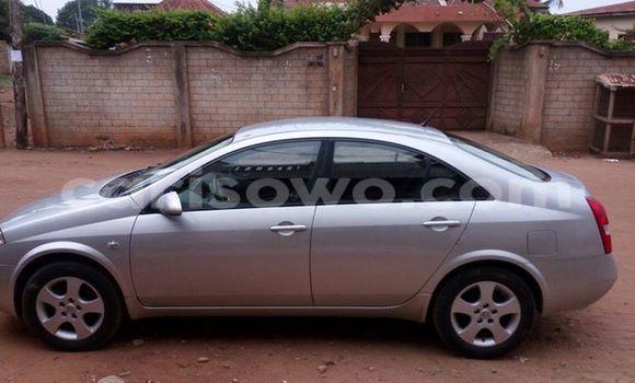 Acheter Occasion Voiture Nissan Primera Noir à Savalou, Benin