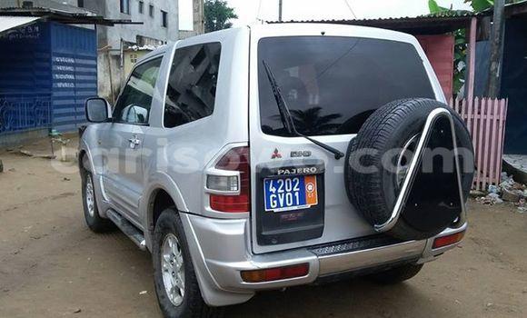 Acheter Occasion Voiture Mitsubishi Pajero Noir à Savalou au Benin