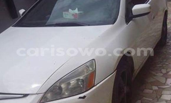 Acheter Occasion Voiture Honda Accord Noir à Savalou, Benin
