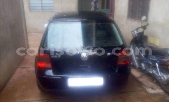 Acheter Occasion Voiture Volkswagen Golf Noir à Savalou, Benin