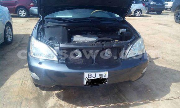 Acheter Occasions Voiture Lexus RX 330 Noir à Savalou, Benin