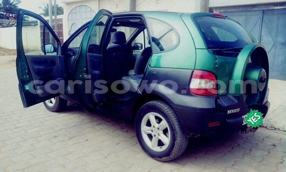 Acheter Occasion Voiture Renault Scenic Noir à Savalou au Benin