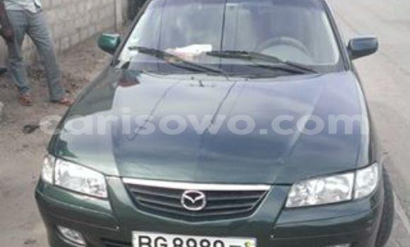 Acheter Occasion Voiture Mazda 626 Noir à Savalou au Benin