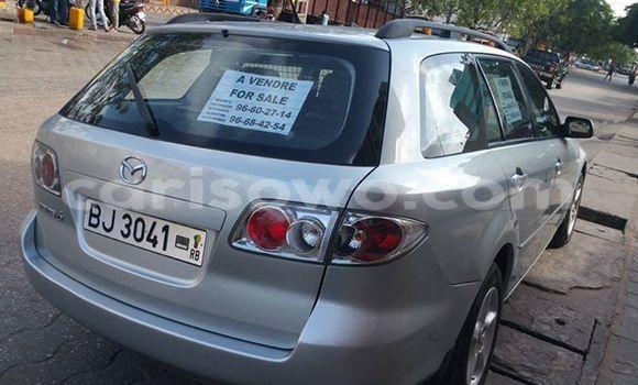 Acheter Occasions Voiture Mazda 6 Noir à Savalou au Benin