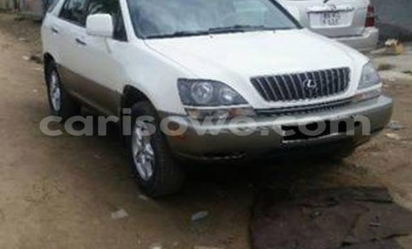 Acheter Occasions Voiture Lexus RX 300 Noir à Savalou au Benin
