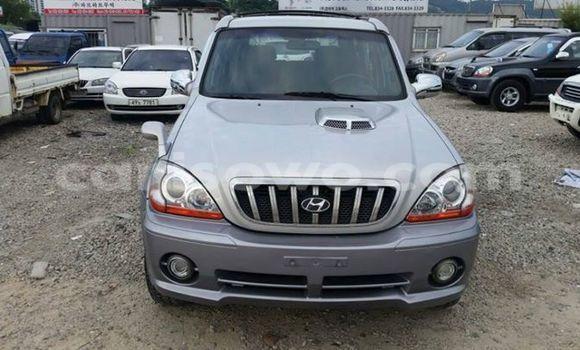 Acheter Occasion Voiture Hyundai Tucson Noir à Savalou au Benin