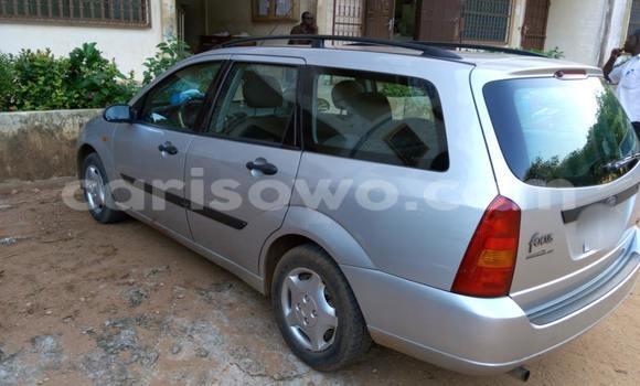 Acheter Occasion Voiture Ford Focus Gris à Abomey Calavi, Benin