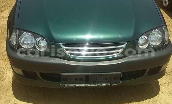 Acheter Occasions Voiture Toyota Avensis Vert à Porto Novo, Benin