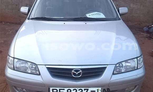 Acheter Occasion Voiture Mazda 323 Gris à Abomey Calavi au Benin