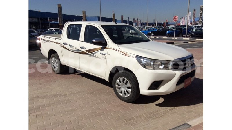 Big with watermark toyota hilux benin import dubai 7276