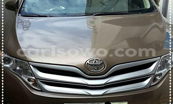 Acheter Occasion Voiture Toyota Venza Marron à Cotonou, Benin