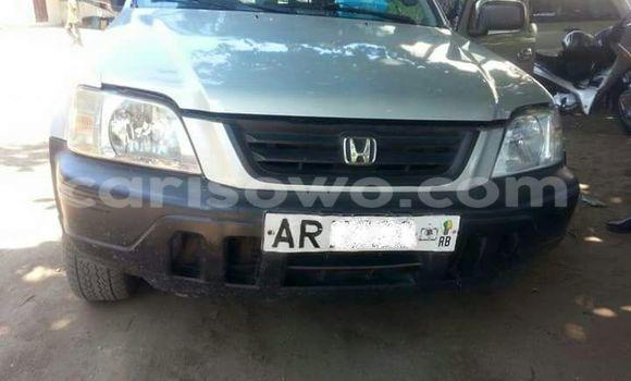 Acheter Occasions Voiture Honda CR–V Gris à Cotonou au Benin