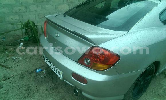 Acheter Occasion Voiture Hyundai Coupe Gris à Cotonou, Benin