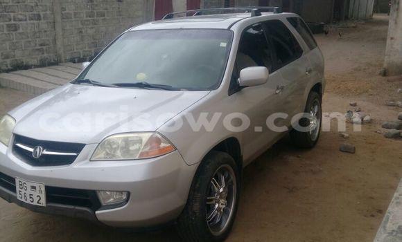Acheter Occasions Voiture Acura MDX Gris à Cotonou au Benin