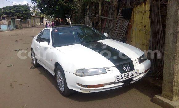 Acheter Occasion Voiture Honda Civic Blanc à Cotonou, Benin