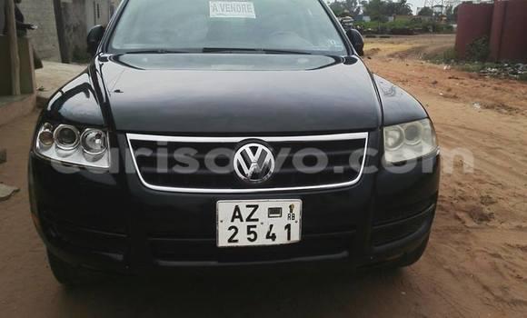 Acheter Occasion Voiture Volkswagen Touareg Noir à Cotonou, Benin