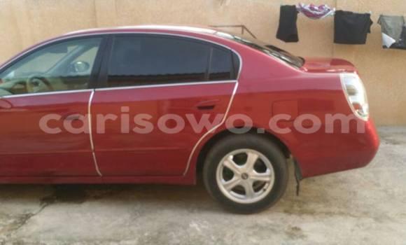 Acheter Neuf Voiture Nissan Altima Rouge à Cotonou au Benin