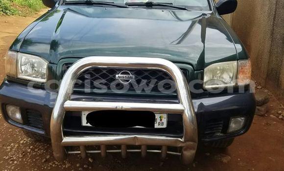 Acheter Occasion Voiture Nissan Pathfinder Noir à Savalou au Benin