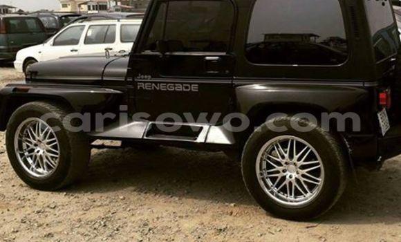 Acheter Occasion Voiture Jeep Compass Noir à Savalou au Benin