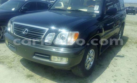 Acheter Occasion Voiture Lexus LX Vert à Cotonou au Benin