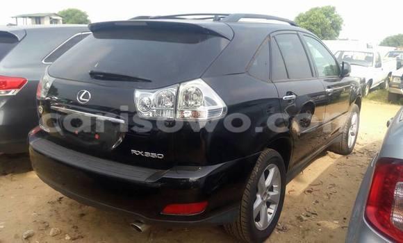 Acheter Occasion Voiture Lexus RX 350 Noir à Cotonou, Benin