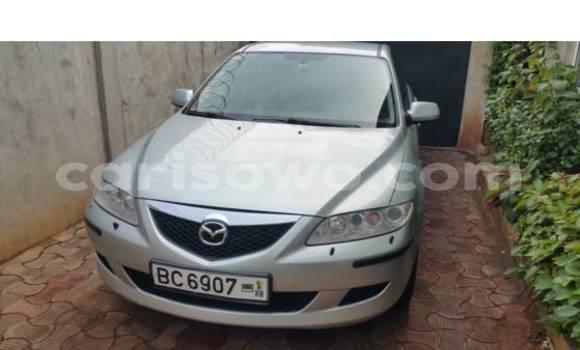 Acheter Occasions Voiture Mazda 6 Gris à Ouidah, Benin