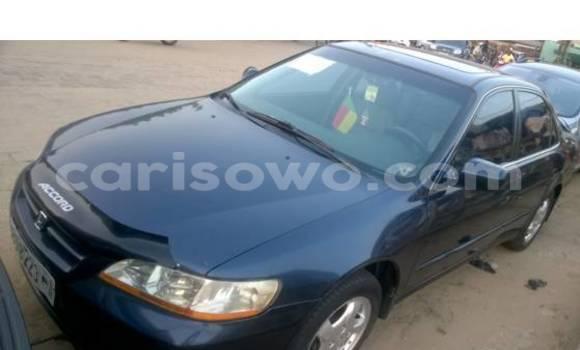 Acheter Occasion Voiture Honda Accord Bleu à Comé au Benin