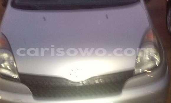 Acheter Occasion Voiture Toyota Yaris Gris à Abomey Calavi, Benin