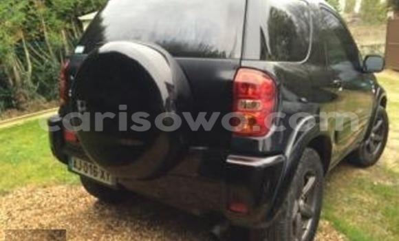 Acheter Occasions Voiture Toyota RAV4 Noir à Cotonou, Benin