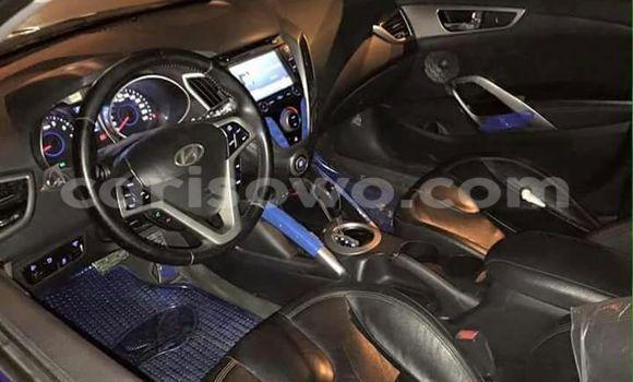 Acheter Occasion Voiture Hyundai Veracruz Bleu à Kandi au Benin