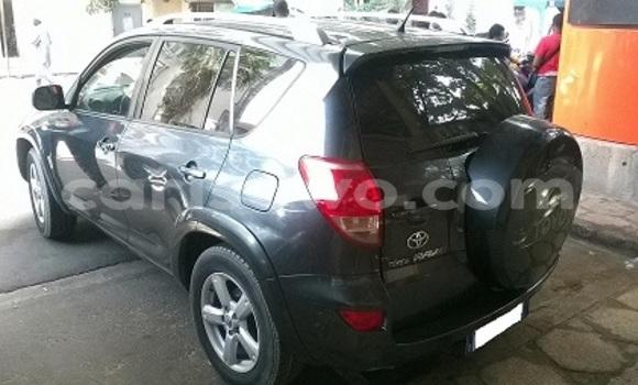 Acheter Occasion Voiture Toyota RAV4 Gris à Cotonou, Benin