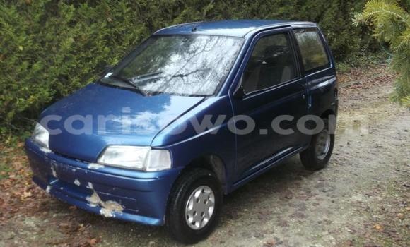 Acheter Occasion Voiture Toyota Aygo Bleu à Cotonou au Benin