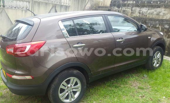 Acheter Occasions Voiture Kia Sportage Marron à Cotonou au Benin