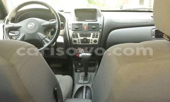Acheter Occasions Voiture Nissan Almera Gris à Cotonou, Benin