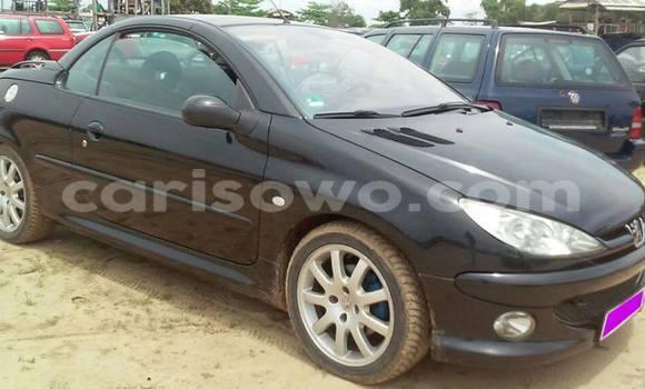 Acheter Occasion Voiture Peugeot 206 Noir à Cotonou au Benin