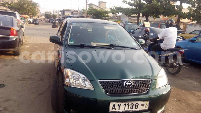 Buy Used Toyota Corolla Other Car in Cotonou in Benign