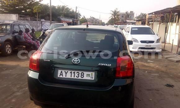 Acheter Occasions Voiture Toyota Corolla Autre à Cotonou au Benin