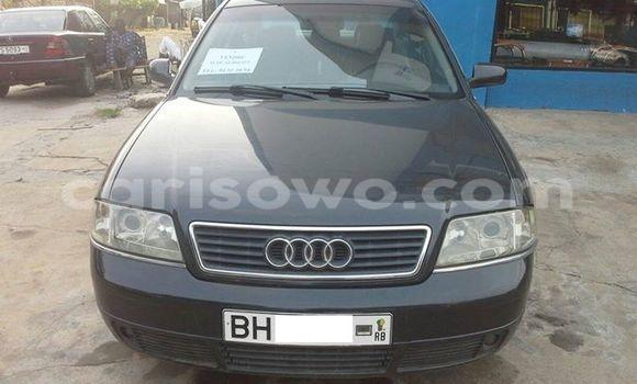 Acheter Occasion Voiture Audi A6 Noir à Savalou au Benin