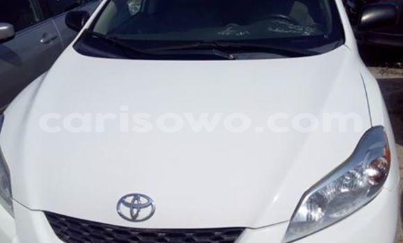 Acheter Occasion Voiture Toyota Matrix Autre à Savalou au Benin