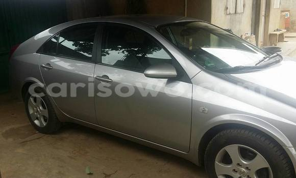 Acheter Occasion Voiture Nissan Primera Gris à Savalou au Benin