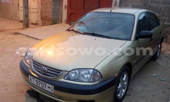 Acheter Occasion Voiture Toyota Avensis Marron à Cotonou au Benin