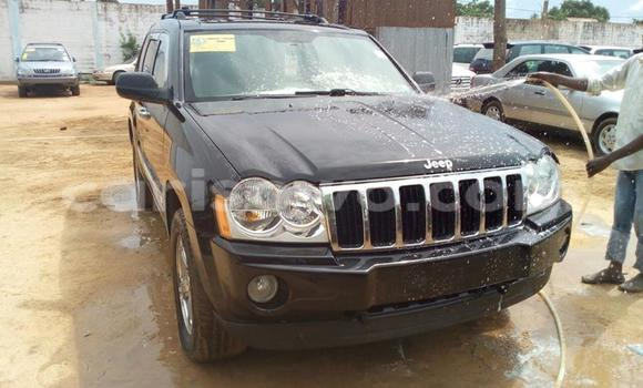Acheter Occasion Voiture Jeep Grand Cherokee Noir à Savalou, Benin