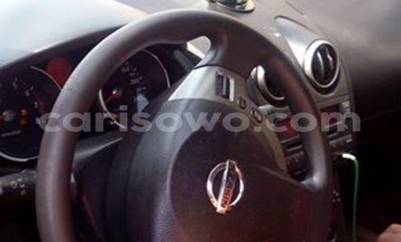 Acheter Occasions Voiture Nissan Note Rouge à Cotonou au Benin