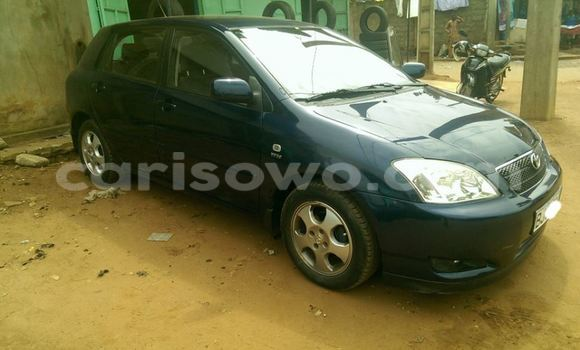 Acheter Occasion Voiture Toyota Corolla Autre à Savalou, Benin