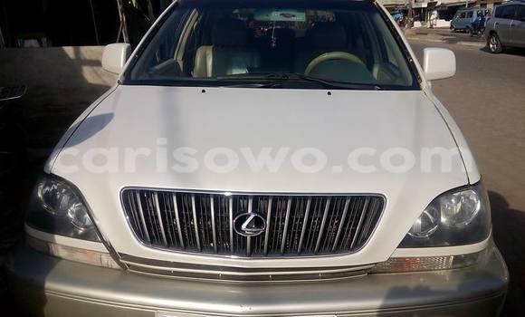 Acheter Neuf Voiture Lexus LX Blanc à Savalou, Benin