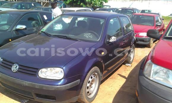 Acheter Occasion Voiture Volkswagen Golf Autre à Savalou, Benin