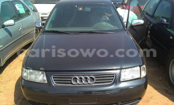 Acheter Occasion Voiture Audi A3 Noir à Savalou au Benin