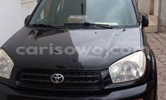 Acheter Occasion Voiture Toyota RAV4 Noir à Abomey Calavi au Benin
