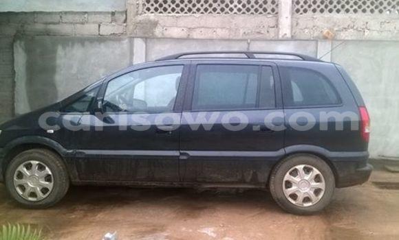 Acheter Occasion Voiture Opel Omega Noir à Cotonou au Benin
