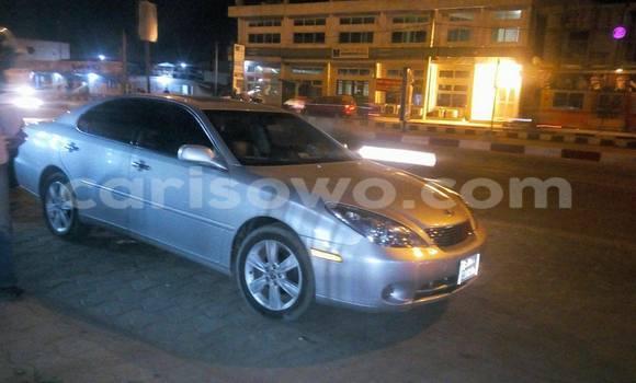 Acheter Occasion Voiture Lexus ES 300 Gris à Cotonou, Benin
